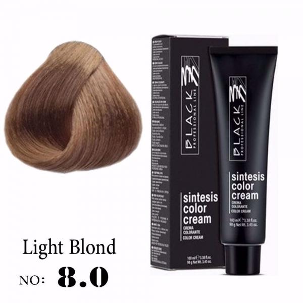 8.0 (Light Blond)