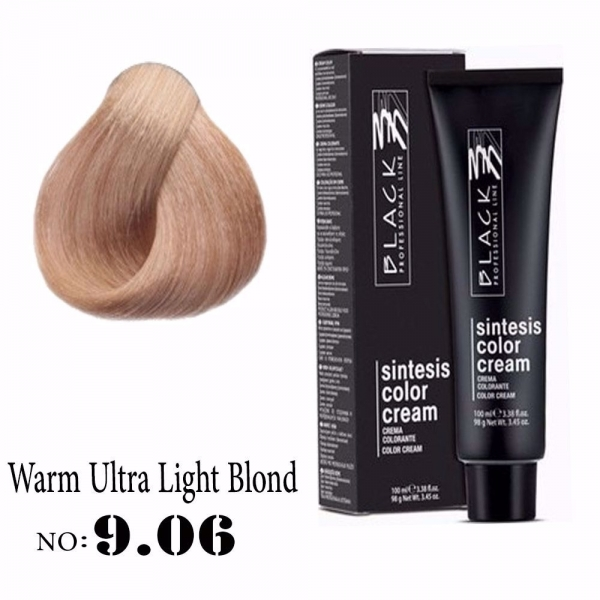 9.06 (Warm Ultra Light Blond)